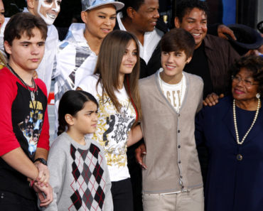 """Michael Jackson Immortalized"" Hand and Footprint Ceremony in Hollywood on January 26, 2012"