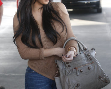 Kim Kardashian Shops at Chanel