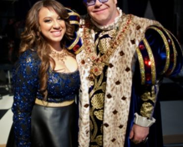 PEPSICO SIR ELTON JOHN AND MELANIE AMARO