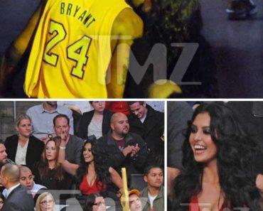 Kobe & Vanessa/ TMZ