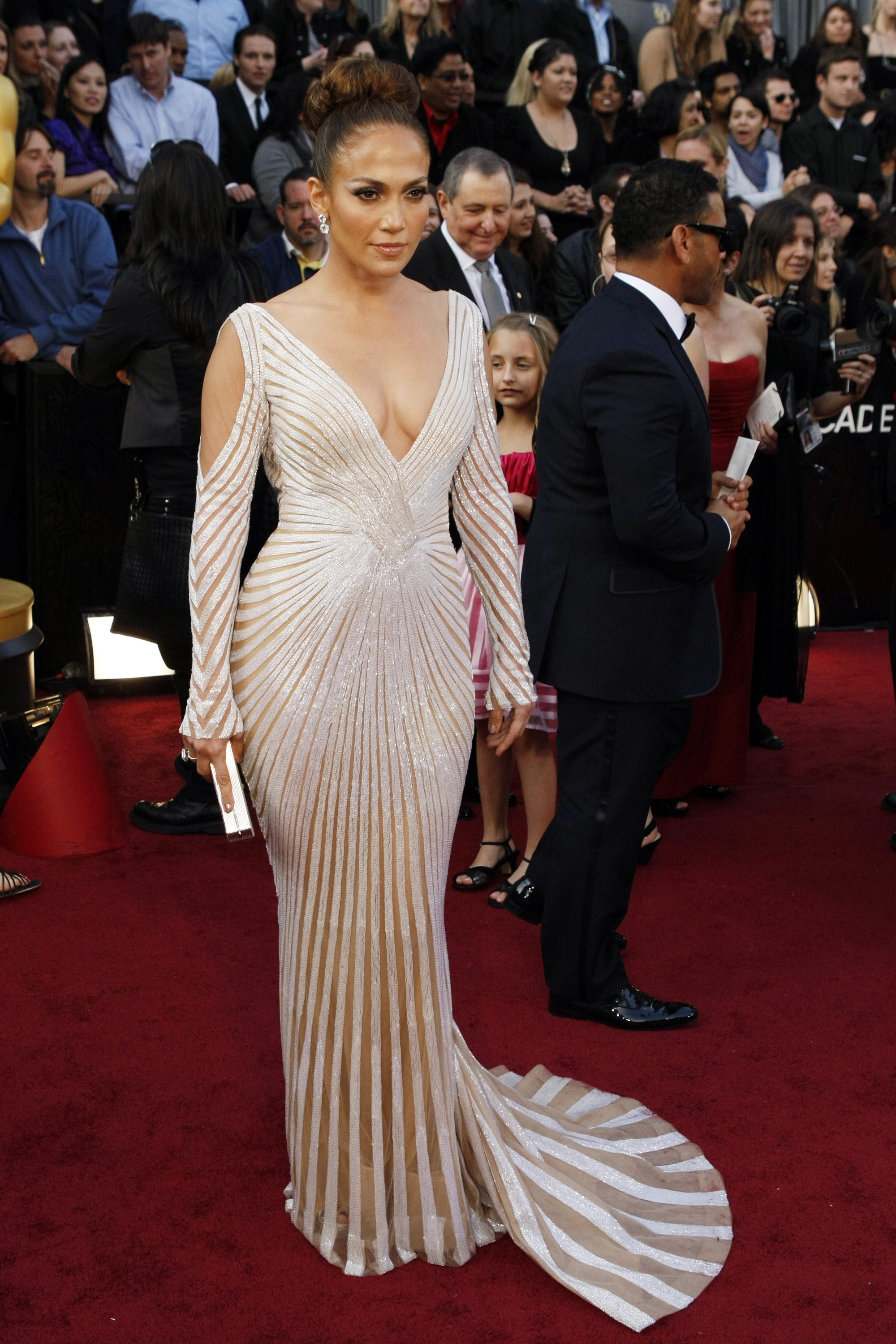 Jennifer Lopez' Stylist Denies Any Wardrobe Malfunction!