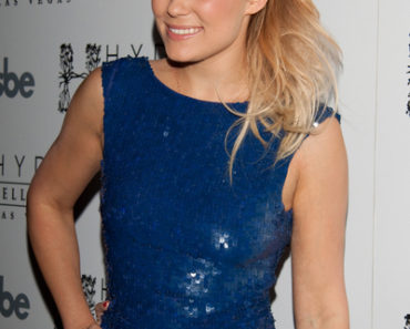Lauren Conrad 26th Birthday Celebration at Hyde Nightclub in Las Vegas on February 10, 2012
