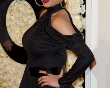 QVC Buzz on the Red Carpet Oscar Party at the Four Seasons Hotel in Los Angeles on February 23, 2012