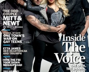 Rolling Stone/ The Voice