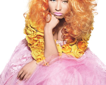 Nicki Minaj Allure (1)