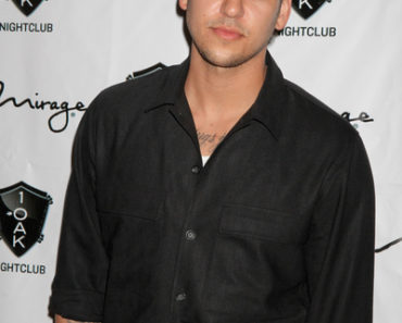 Rob Kardashian 25th Birthday Celebration at 1Oak Nightclub in Las Vegas on March 16, 2012