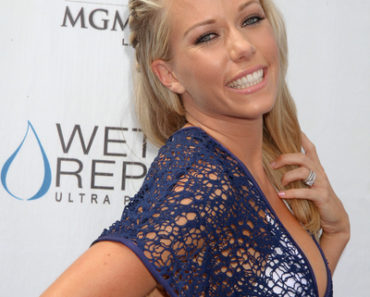 Kendra Wilkinson Hosts a Poolside Bash at Wet Republic in Las Vegas on March 24, 2012