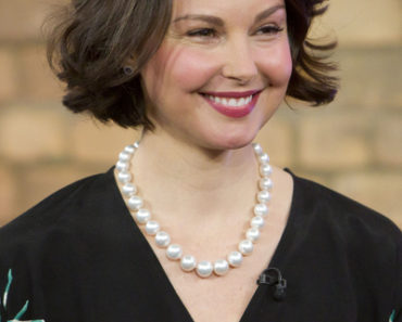Ashley Judd Visits The Marilyn Denis Show on March 12, 2012