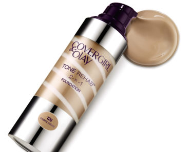 COVERGIRL & Olay Tone Rehab 2-in-1 Foundation