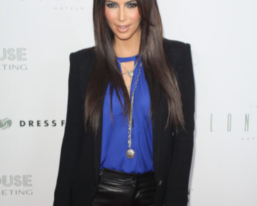 "Kim Kardashian ""True Reflection"" Fragrance Launch Party Benefiting Dress for Success - Arrivals"