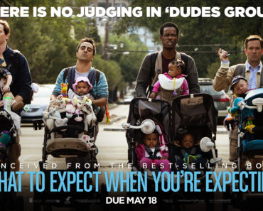 WHAT TO EXPECT WHEN YOU'RE EXPECTING  Dudes