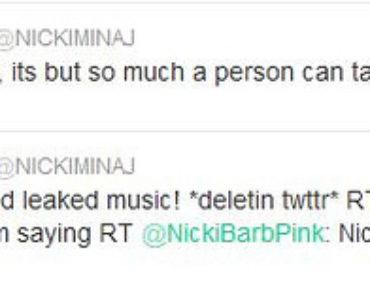 Nicki Tweets