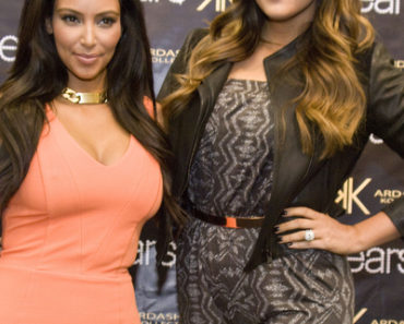 "Kim and Khloe Kardashian Appearance for ""Kardashian Kollection"" at Sears Store Chicago - April 20, 2012"