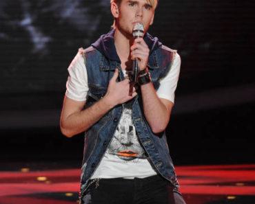 AMERICAN IDOL: Eliminated contestant Colton Dixon