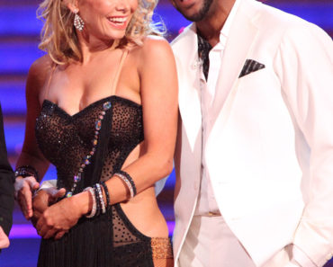 KYM JOHNSON, JALEEL WHITE