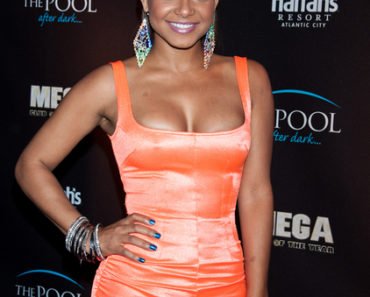 Christina Milian Hosts Epic Saturdays at The Pool After Dark at Harrah's Resort in Atlantic City - May 26, 2012
