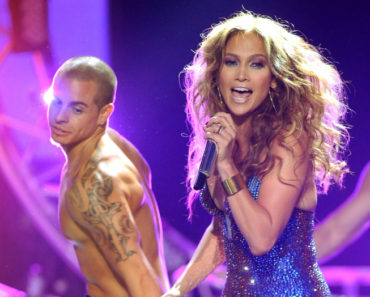 AMERICAN IDOL: Jennifer Lopez