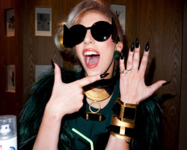 Lady Gaga/Terry Richardson