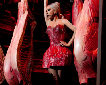 Lady Gaga's New Meat Dress
