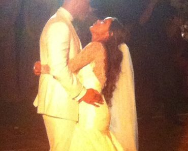 Meagan Good Wedding (2)
