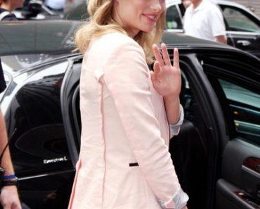 Olivia Wilde GMA