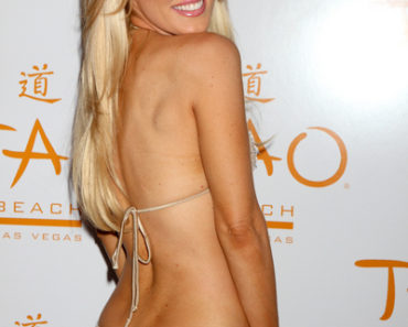 Gretchen Rossi Hosts Bling Beach at Tao Beach in Las Vegas on June 2, 2012