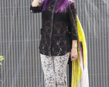 2012 MuchMusic Video Awards Rehearsals in Toronto on June 16, 2012