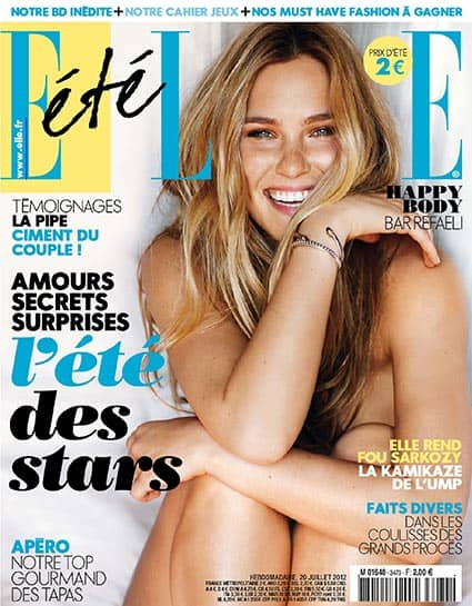 Bar-Elle Magazine