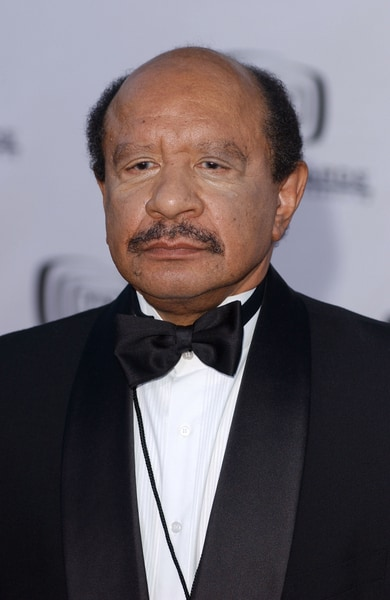 sherman hemsley haircut