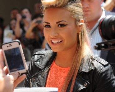 THE X FACTOR: Demi Lovato