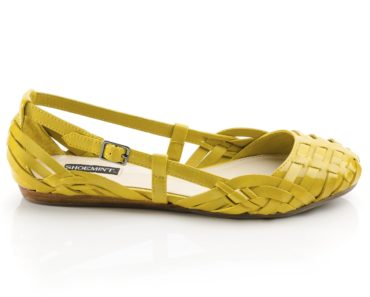 ShoeMint Mary in Mustard