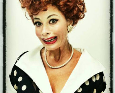 Sofia Vergara as Lucille Ball!