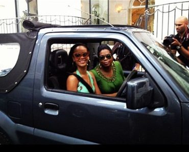 Rihanna/Oprah