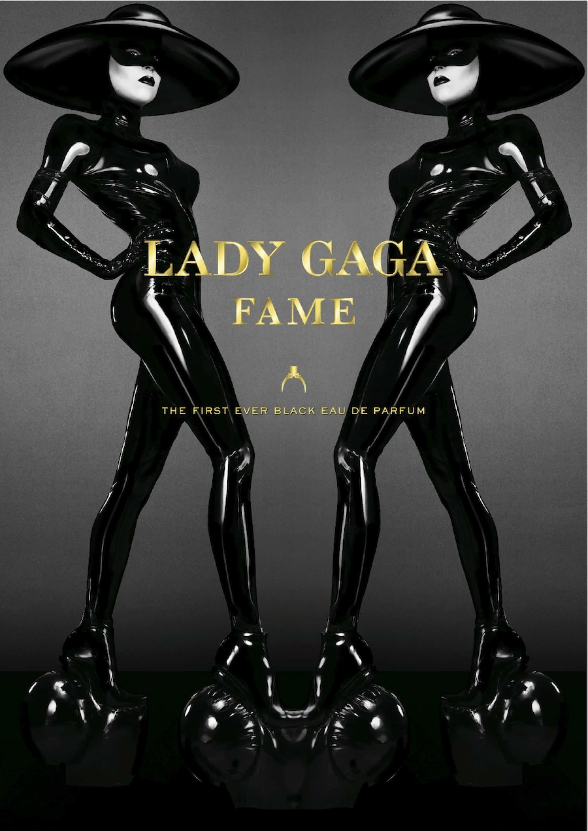 Lady Gaga Gets Naked for Fame Fragrance Ad | E! News