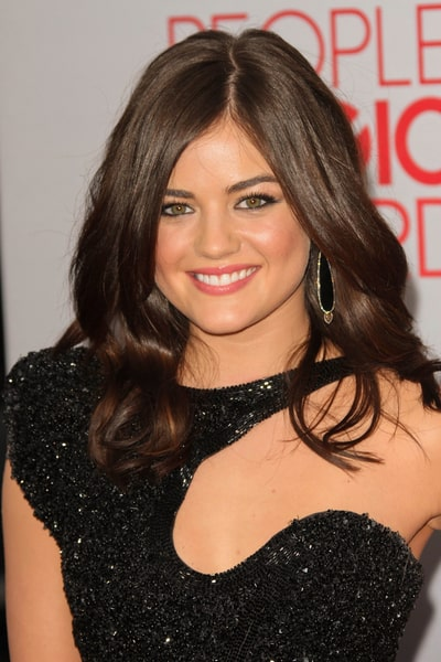 is lucy hale dating anyone