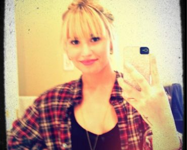 Demi Lovato New Bangs