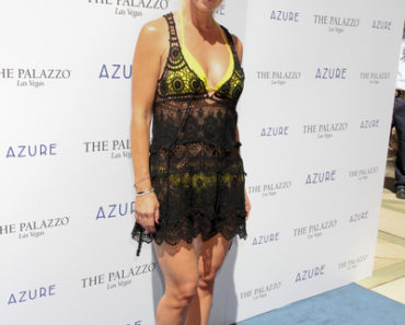 Labor Day Weekend at Azure Pool in Las Vegas on September 1, 2012