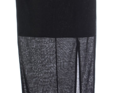The Brazilian Skirt Black