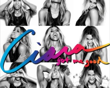 "EPIC RECORDS CIARA ""GOT ME GOOD"""