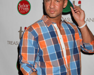 "Mike ""The Situation"" Sorrentino Celebrates His 30th Birthday at Senor Frogs in Las Vegas on July 14, 2012"