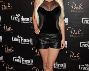 3rd Anniversary of Crazy Horse III Gentlemen's Club Hosted by Heidi Montag in Las Vegas on October 19, 2012