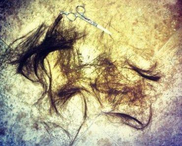 Victoria's hair