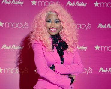 "Nicki Minaj ""Pink Friday"" Fragrance Launch at Macy's Queens Center Mall in New York City on November 20, 2012"