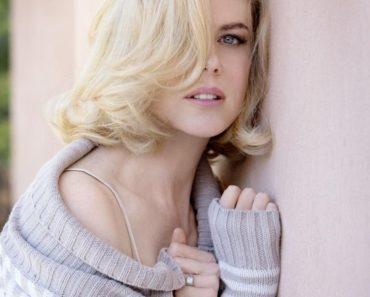 Nicole Kidma Dujour Mag
