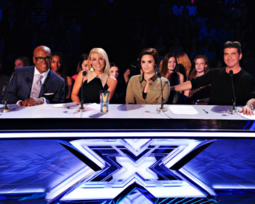 THE X FACTOR: TOP 16