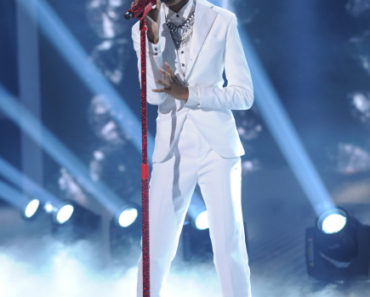 THE X FACTOR:  Diamond White