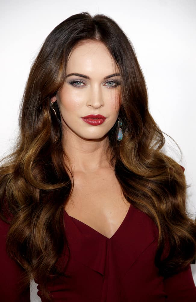 Megan Fox Stunning At Quot This Is 40 Quot Premiere Beautelicious