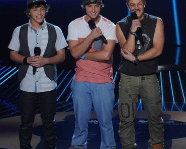 THE X FACTOR: TOP 4: Emblem3