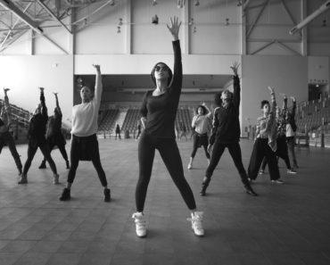 Beyonce Rehearsal (1)