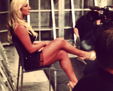 Brooke Hogan's Legs
